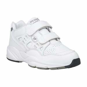 Propet Stability Walking  Mens Walking Sneakers Shoes Casual   - White