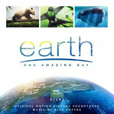 EARTH: ONE AMAZING DAY - OST BY ALEX HEFFES   CD NEW!