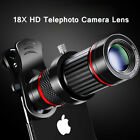 Best Telescope For IPhones - 18X HD Zoom Telephoto Telescope Phone Camera lens Review