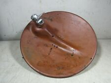 Vintage Round Copper Public Water Drinking Fountain Bubbler W/Haws Spigot