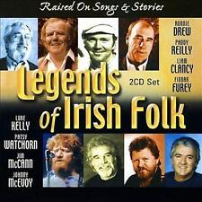 Raised On Songs and Stories (Legends of Irish Folk Series) 2CD Boxset