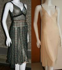 SALE Prada Dress with Slip/Dress Underneath Stunning! 38 40