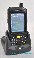 Motorola Mc70 Mc7094-P2Cdcqha86R Pda 1D/2D Barcode Scanner Gsm Gps +Cradle