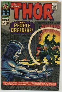 Thor 134 First High Evolutionary