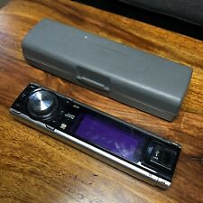JVC KD-SH1000 USB Car Stereo FM Radio Compact Disc Player Unit - With Hard Case