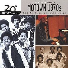 20th Century Masters - The Millennium Collection: Motown 1970s, Vol. 1 by Vario…