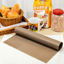Durable Silicone Baking Mat Non-Stick Pastry Cookie Liner Mat Sheet Oven Ba K5G6