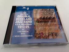 "CD ""THE COMPLETE ORIGINAL DIXIELAND JAZZ BANDS USA RECORDINGS 1917/21"" 23 TRACKS"
