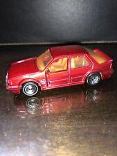 Vintage 1987 MatchboxSuperfast Red Saab 9000 Turbo 1/64 Diecast