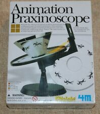 Kidz Labs 4M 'Animation Praxinoscope' Kit-Nuevo En Envoltorio Original