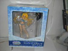 Nanoha The Movie 2nd A's Fate Testarossa 1/8 Anime Figure Bikini Parka style MIB