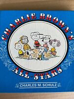 Vintage1st Edition Hardcover Charlie Brown's All-Stars Charles M. Schulz Snoopy