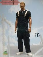 """1:6 Scale CUKE TOYS MA-013B  Overalls Set Model Toy Fit 12""""PH TBL Male Body"""