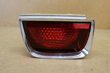 2010-2011-2012-2013 CHEVY CAMARO LEFT INNER CHROME TAIL LIGHT