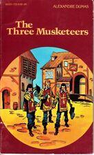 The Three Musketeers Alexandre Dumas Pocket Classics Academic Industries 1984