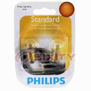 Philips License Plate Light Bulb for Sunbeam Arrow 1967-1970 Electrical or