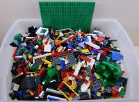 Huge Lot Bulk LEGO 20 POUNDS Mixed Themes  Bonus Base Plate & Free Shipping   #6