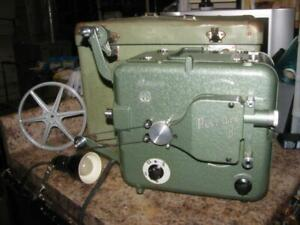 Vintage Eugen Bauer Pantalux 8 Movie Projector Made in Germany As Is Read Detail