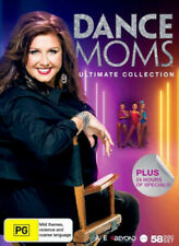 Ends Soon REDUCED Boredom Buster Dance Moms Ultimate 170hr 58 Disc Boxed DVD Col