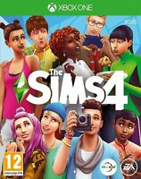 THE SIMS 4 - XBOX ONE - NEW & SEALED - FREE UK POST