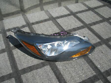 FORD FOCUS HEAD LAMP LIGHT HEADLAMP BLACK HALOGEN OEM 2012 2013 2014 RH
