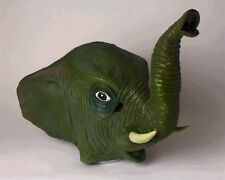 Elephant Deluxe Latex Mask