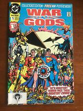 WAR OF THE GODS # 1 VF DIRECT EDITION DC COMICS WONDER WOMAN CIRCE