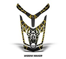 Snowmobile Hood Graphic Kit Decal Wrap For Ski Doo Rev XR GSX Summit 2013 WM Y K