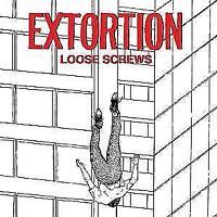 EXTORTION Loose Screws CD BRAND NEW