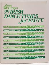 99 Irish Dance Tunes for Flute Anne McGinty 1980