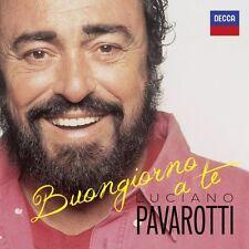 LUCIANO PAVAROTTI - BUONGIORNO A TE - CD NEW SEALED 2011