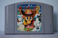 Mario Party 2 Nintendo 64 N64 spiel European Version EUR original 2000 PAL clean
