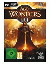 Age of Wonders III 3 Steam key PC Game código nuevo descarga global