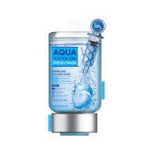 [TOSOWOONG] Aqua Tok Tok CO2 Mask - 1pack (5pcs) / Free Gift