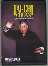 Tai Chi Chuan by Marshall Ho'o DVD - Black Belt Magazine Code 1039