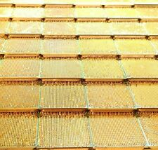 🌎[ 100x ] [ without radiator ] AMD CPU High Yield Scrap Gold Recovery With Pins