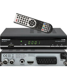 Megasat HD 230C HDTV Kabel Receiver Cable DVB-C USB 2.0 HDMI