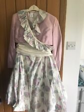 Ladies Wedding Outfit Size 14