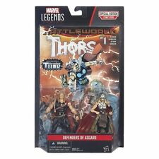 Marvel Legends Comic Two Pack Defenders of Asgard Odinson and Thor Figures