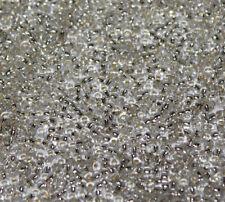 Size 11 Ceylon Antique Beige Miyuki Delica Seed Beads #6318 600 beads approx