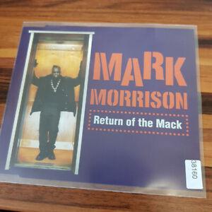 MARK MORRISON : Return Of The Mack    > VG+ (MCD)