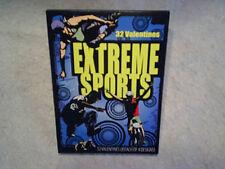 2013 EXTREME SPORTS SKATEBOARDING VALENTINES SEALED BOX biking bike,skateboard