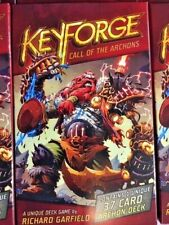 KeyForge - Call of the Archons - Factory Sealed Deck  -=FREE KEY TOKENS=-
