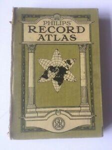 Philips' Record Atlas 1930