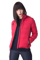 GUCCI VIAGGIO Down Jacket Size IT 40 / XS Concealed Hood Made in Italy RRP €1099
