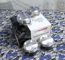 Wiseco Pistons 81.25mm Bore 10.4:1 Comp Honda Civic Si B16 B16A B16A2 Engines