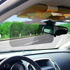 2in 1 Mirror Car Sun Visor Anti-Glare Goggle Day/Night Vision Driving Accessory