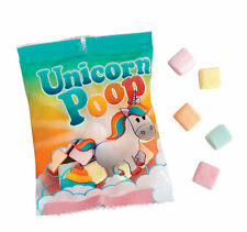 15 packs UNICORN POOP Marshmallow Candy Strawberry Birthday PARTY FAVORS