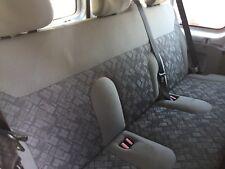 Renault Trafic II Opel Vivaro Nissan Primaster Bus Sitze 3er Sitzbank