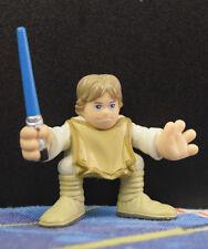 Star Wars Galactic Heroes Luke Skywalker Tatooine Poncho 2008 Loose